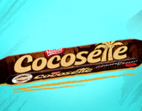 Art Direction Posts Facebook & Twitter Cocosette