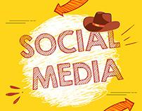 Burger Factory - Social Media