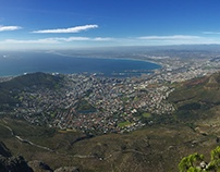 Cape Town South Africa - Spring 2016
