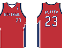 Design for a Montreal NBA Team