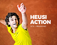 Heusi Action