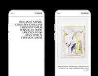 YUDIKONE — Brand identity/ Website