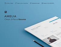 Resume | Amelia