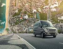 Mercedes-Benz | Roads - Sprinter 20 Years