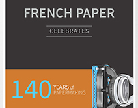 French Paper Sample Booklet