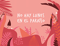 Brandbook- No hay lunes en el paraíso
