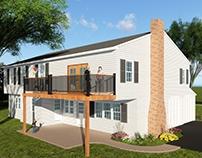 Annasmead Road House Addition