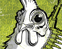 Bird Flu Attack