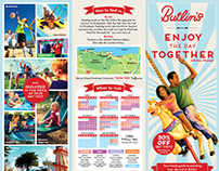 Day Visit tourist leaflet