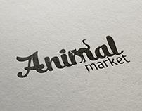 "Logo ""Animal market"""