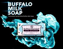 Ads for Buffalo Milk Soap
