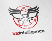 K2 Intelligence Logo Design