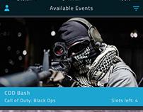 Scrimbox Mobile App