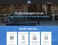 yourcaragent.co.uk Website Design