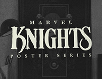 Marvel knight serie