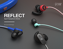 JBL Reflect Sport Headphones