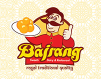 Bajrang Logo & Packaging Designs!