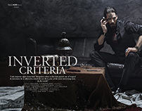 Inverted Criteria for 7Hues Magazine
