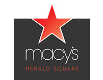 Macy's Herald Square Wayfinding