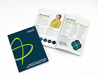 Working In Harmony - Brochure Design