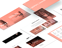 YogaYoga site design