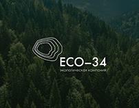 Logo for ECO-34 | 2018