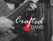 Crafted Band website