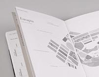 The Traveller's book // Hybrid travel journal
