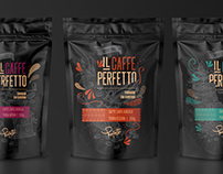 Perfetto Coffee Packaging