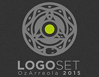 Logo Set OzArreola 2015