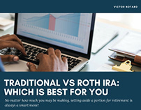 Traditional vs Roth IRA: Which is Best for You