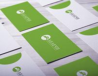 Логотип для здорового питания