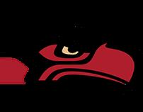 Blasphemous sports logos