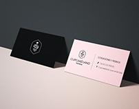 Cupcakeland - Brand Identity
