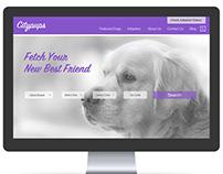 Citypups Website