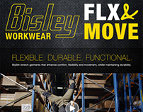 Bisley Workwear Flex & Move