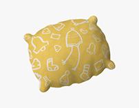Sonin - Travesseiros Biodegradáveis para Crianças