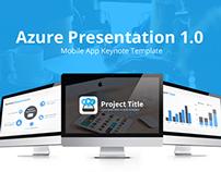 Azure Presentation Template