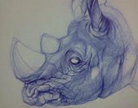 Paper drawings