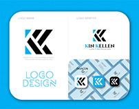 KIN KELLEN logo design | brand identity