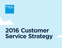 Bupa 'Customer Service Strategy'