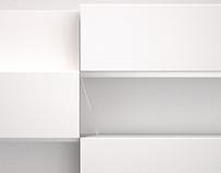 01.13 - Modular cardboard exhibition system