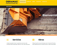 Obramax - Identidad