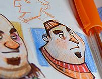 Character Design II