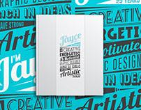 Self Branding | Jayce Tay