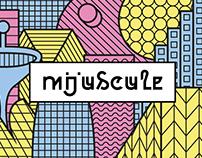 MIJUSCULE //free font//