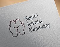 Segítő Jelenlét Alapítvány logó