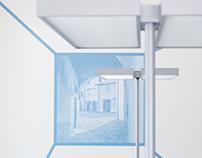 Raiffeisen Melano – Artistic Installations and Signage