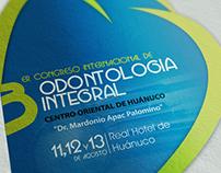3er Congreso Internacional de Odontología Integral
