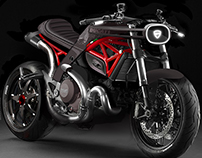 Ducati Monster contest